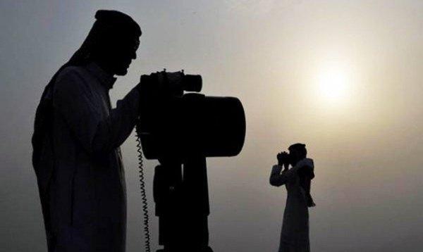 Так начинается Рамадан. Уникальное фото