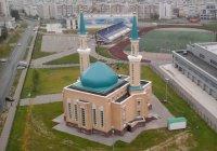 Муфтий Татарстана посетил ифтар в мечети «Гаилэ»