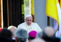 Папа Римский обеспокоен обстановкой на Ближнем Востоке