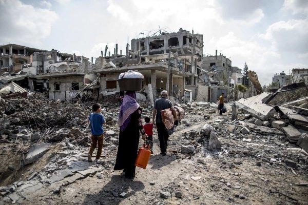 В Палестине организация не представлена, и точную характеристику происходящему там дать просто не может
