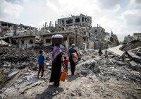 МОМ предупредила о риске роста числа беженцев из-за обстановки в Газе