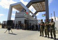 На время Рамадана Египет открывает КПП на границе с Газой