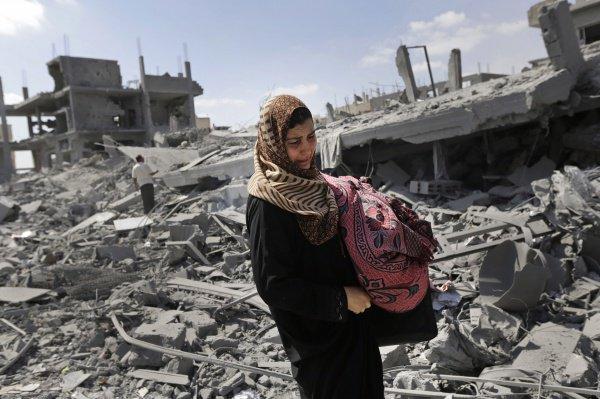 Темой внеочередного саммита ОИС, созванного по инициативе Анкары, стали столкновения палестинцев и израильтян на границе сектора Газа