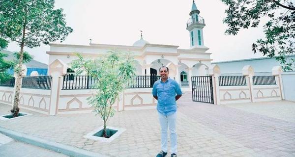 Культовое сооружение способно вместить в себя 250 верующих