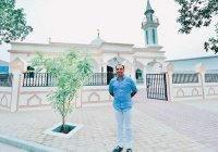 Христианин подарил мусульманам мечеть к Рамадану