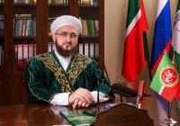 Обращение муфтия Татарстана в связи с Днем принятия ислама