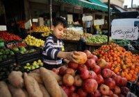 Социальный рынок открыли в сирийской Думе