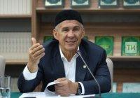 Минниханов поздравил татарстанцев с Днем принятия Ислама