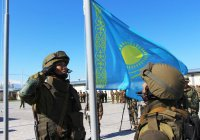 Антитеррористические учения стартовали в Казахстане