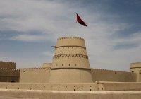 Открылся новый пограничный пункт между Оманом и ОАЭ