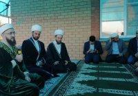 Муфтий Татарстана принял участие в буинском ифтаре
