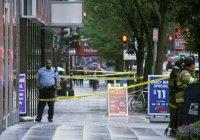 В США арестовали велосипедиста, «разминировавшего» рюкзак (Видео)