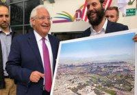 Иудейский храм на мести мечети аль-Акса вызвал скандал в Израиле