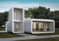 Дома, напечатанные на принтере, станут трендом в 2025 году