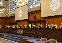 Палестина подала в Гаагский суд на Израиль