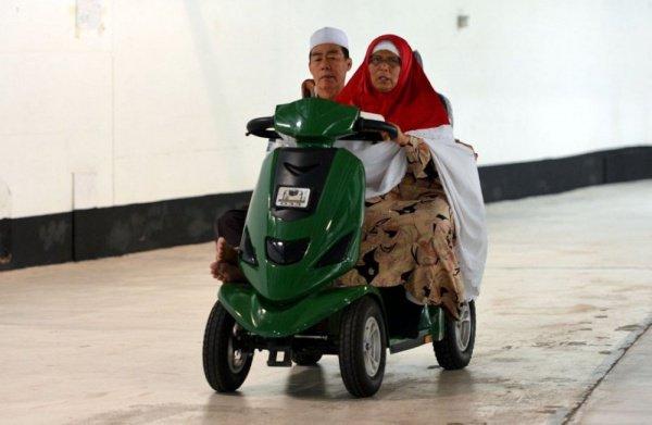 Паломникам станет легче передвигаться по мечети Аль-Харам.
