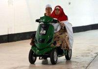 В Мекке «облегчили жизнь» паломникам с ограниченными возможностями