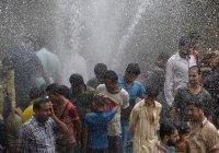 В Пакистане – аномальная жара
