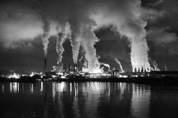 Развитие промышленности и индустриальный подъем в период времени с 2064 по 2095 год вызовет рекордный рост температур