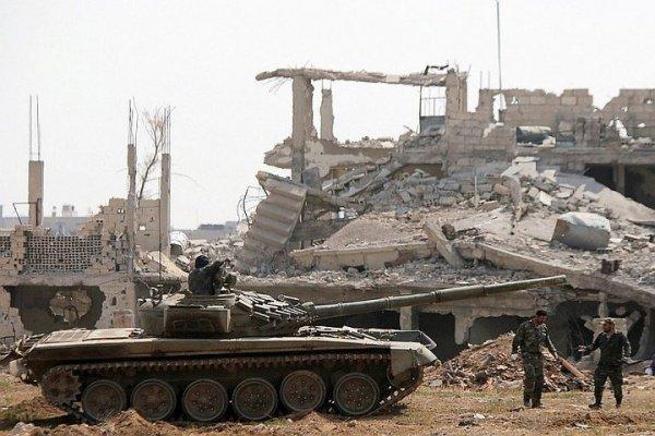 Среди погибших в Сирии военных оказались жители Башкирии