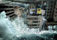 В Мэриленде потоп смывает светофоры и машины (ВИДЕО)