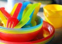 В Европе хотят запретить одноразовую посуду