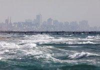 Израиль строит морской барьер от сектора Газа