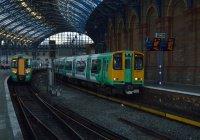 В Великобритании потеряли поезд с пассажирами