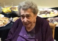 106-летняя британка свое долголетие объяснила отказом от мужчин
