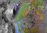 На Марсе найдено идеальное место для инопланетной жизни