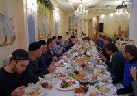 Муфтий РТ собрал большой ифтар для журналистов
