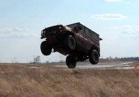В России может появиться «летающий внедорожник»