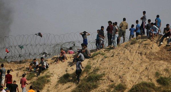 Режим прекращения огня начал действовать на палестино-израильской границе.