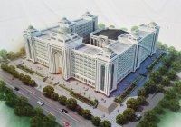 В Душанбе стартовало строительство Исламского института