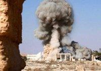 Боевики ИГИЛ снова пытаются прорваться к Пальмире