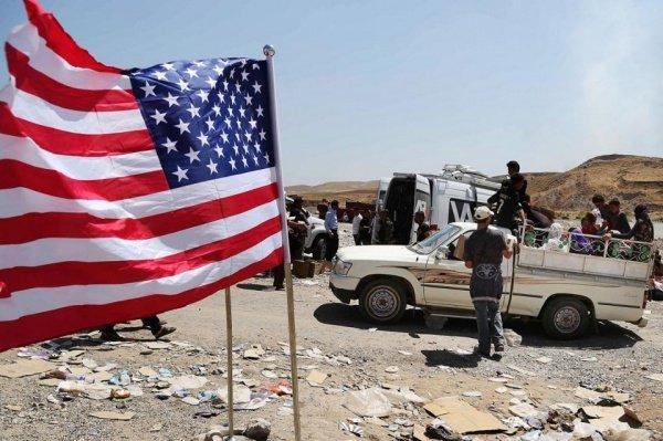Пентагон: нападать нанас вСирии былобы «дурной затеей»