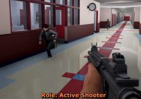 Жители США шокированы игрой-симулятором стрельбы в школе