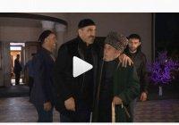 Евкуров провел ифтар в своем доме