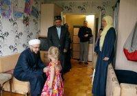 Муфтий навестил многодетные семьи Казани