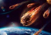 В Китае упал яркий метеорит (ВИДЕО)