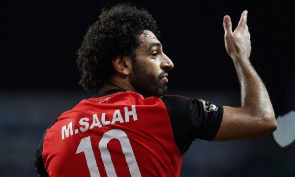 Несмотря на травму, Салах попал в сборную Египта.