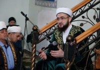 Муфтий Татарстана начинает цикл уроков в мечети «Тынычлык»