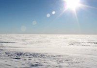 Антарктиду уничтожит чудовищное землетрясение