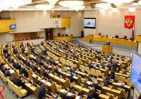 Депутаты Госдумы защитятся от «нападок» СМИ на законодательном уровне