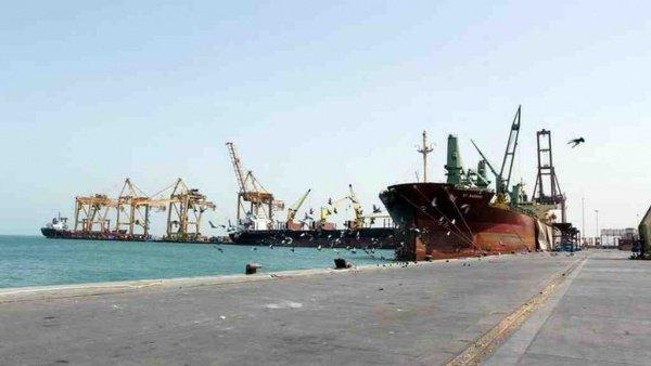 порт Ходейда, Йемен