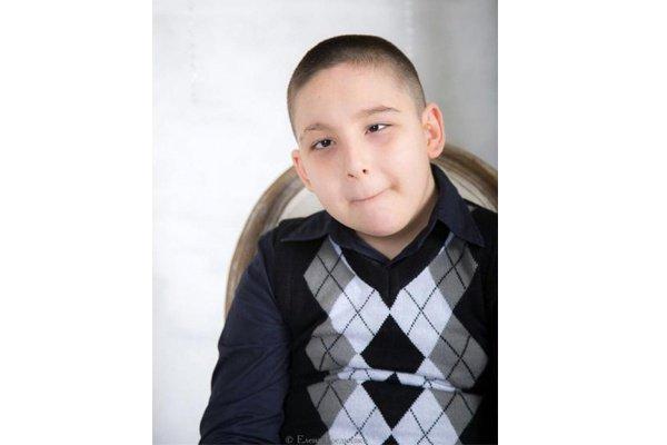 Мурат Нагимов, 11 лет