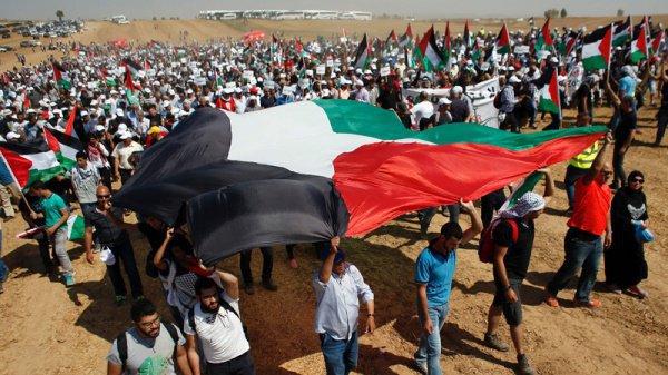 В секторе Газа готовятся новые демонстрации.