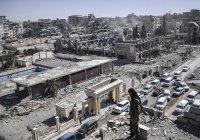 МИД РФ: США стерли Ракку с лица земли
