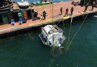 Microsoft утопила 864 сервера в море для эксперимента (ВИДЕО)