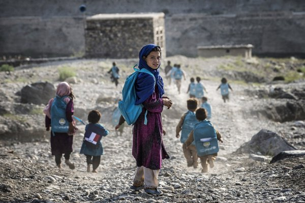 В Афганистане - временное перемирие.